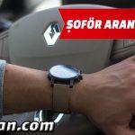Özel Şoför – Part Time
