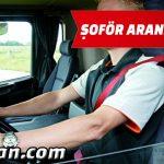 Sürücü (Tır/Tanker Şoförü) / KÖRFEZ