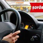 Şoför (Kamyon Römork Şoförü)