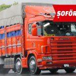 Kamyon Şoförü (Forklift Kullanabilen