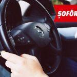 Şoför / Sürücü